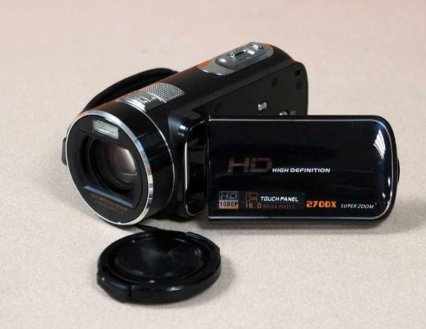 FHD video camera