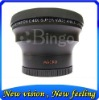 0.43X WIDE ANGLE MACRO LENS FOR CAMERA SRL NIKON D80 D40 D90N 58mm lens