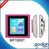 """1.8"""" Touch screen MP4 player with G-sensor"""