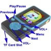 1.8 inch TFT screen 8GB MP4 Player, Support FM Radio, E-Book, Gamest (Black)