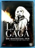 10 pcs/lot Lady Gaga The Monster Ball Tour at Madison Square Garden(2011)(DTS5.1)(Retail Version)English Disc & Cover