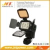 10W LED Video DV light lamp for Canon Nikon Pentax Olympus camera camcorder