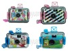 135 film reusable manual underwater lomo camera(customized cardboard)
