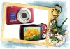 "15.0 Megapixel Digital camera with 2.7""LCD&Face Detect"
