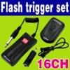 16CH FM Wireless Studio Flash Trigger DC-16A