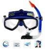2.0 M Underwater Diving Mask Camera 1280x960,30fp