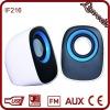 2.0 Powered mini notebook speaker