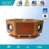 2.0 mini sd/usb home cinema system speaker