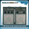 2.0 professional stage audio speaker