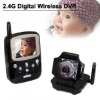 2.4G 2.5inch Digital Wireless Baby monitor TFT-LCD Screen