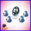2.4G wireless Audio/Video digital baby monitor