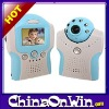 """2.4GHz Wireless Camera Baby Camera ZB318 with 1.8""""TFT LCD"""