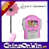 "2.4GHz Wireless Camera Baby Camera ZC325/ZB318 with 1.8""TFT LCD"