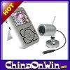 """2.4GHz Wireless Camera Baby Camera ZC812X/ZB325B with 2.5""""TFT LCD"""