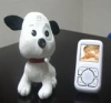 2.4GHz Wireless baby toy shape Baby Monitor with 2.5 inch monitor