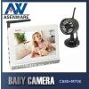 2.4GHz digital wireless IR 15m baby camera