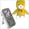 2.4Ghz 2.5 inch wireless Baby Monitor