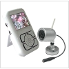 2.5 inch 2.4Ghz wireless baby monitor