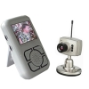"2.5"" wireless baby monitor"