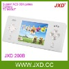 "2.8"" TFT screen game player console with camera"