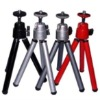 2 Sections Aluminum Camera Tripods,Tabel Stand
