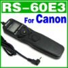 2010 Popular Timer Remote shutter For Canon G10 1000D 500D 450D 400D O-222 Remote Shutter