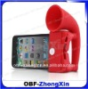 2011 Hot selling silicone microphone for Iphone 4