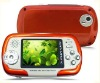 2011 Latest Fashion  portable mp4 game player games with 1G,2G,4G,8G,16G