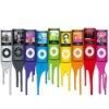 2012&2013 Hot rohs mp4 player with high quality