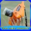 2012 Bingo Orange Waterproof Bag Eco-Friendly Material