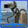 2012 Fashionable Design Octopus Camera Tripod