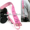 2012 fashion camera accessory, camera strap, camera bag