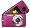 2012 new hot cheap gift still digital camera, 1/2.5'' COMS 12.0 Mega pixel 8X digital zoom