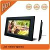 2012 new private 15.6 inch slim digital photo frame