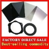 2012 newest 82mm Ring adapter+Filter Holder+ND2+ND4+ND8+Gradual grey filter for Cokin