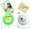 2012NEWEST 2.4G wireless Baby monitor
