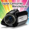 20mp digital video camcorder with SD/MMC card DDV-81