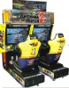 29' daytona USA simulator machine