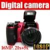 3.0 Inches LCD Anti-shake Telephoto camera S3900HD
