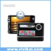 """3.6"""" TFT LCD screen mini digital camera with game plyer and digital photo frame"""