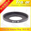 30.5-49 lens adapter ring