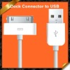 30Pin Dock Connector to USB Data Sync & Charge Cable for Apple iPod iPhone KCA007
