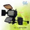 3200k/4500k video camera LED light GL-LBPS1800