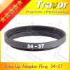 34-37 DSLR Camera filter adapter ring