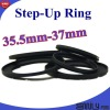 35.5mm-37 Step up Ring Adapter