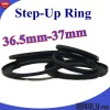 36.5mm-37 Step up Ring Adapter