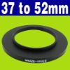 37-52mm Step Up Filter Ring