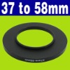 37-58mm Step Up Filter Ring