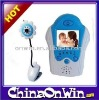 4 Channel 2.4Ghz Wireless Baby Monitor