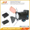 4 LED-5005 Video Light For Camera Camcorder DV Lamp